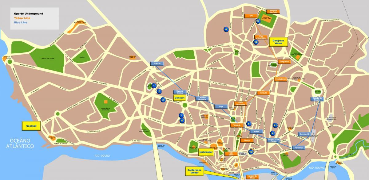 circunvalação porto mapa Descargar mapas | Amoita Car Hire   Portugal circunvalação porto mapa