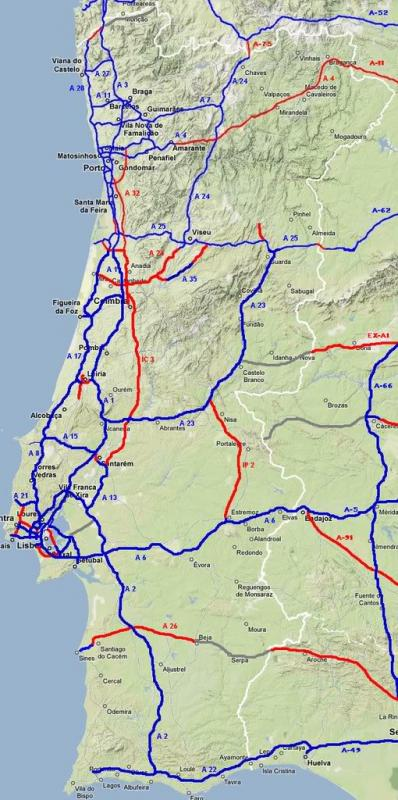 mapa portugal download Download Maps | Amoita Car Hire   Portugal mapa portugal download