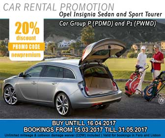 Category P and P1 re-open with promotion | Amoita Car Hire - Portugal
