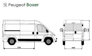 peugeot boxer medidas amoita car hire portugal. Black Bedroom Furniture Sets. Home Design Ideas