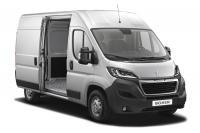 Peugeot Boxer Large Cargo Van